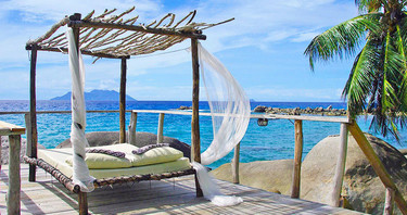 An exceptional offer. 38% off Bliss Hotel Seychelles ****.