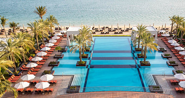 An exceptional offer. 45% off Jumeirah Zabeel Saray *****.